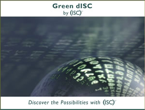 ISC2 Green dISC