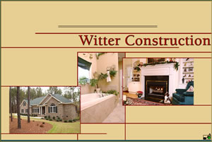 witter construction flash cd